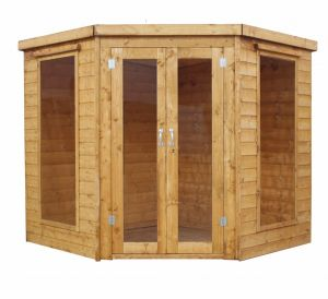 Mercia Corner Summerhouse 7x7