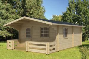 Elba Log Cabin 44mm