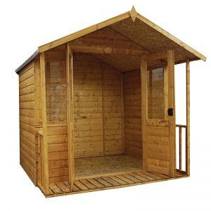 Mercia Traditional Summerhouse 7x7