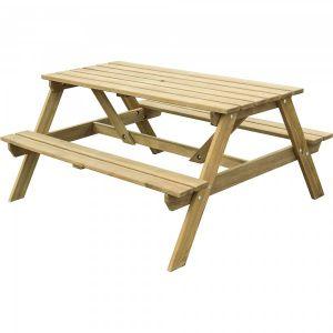 Rowlinson 5ft Picnic Bench