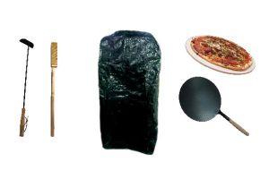 Gardeco Pizzaro Oven Accessories Pack 1