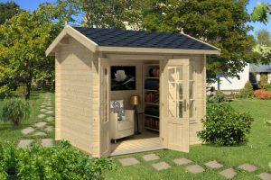 Alex Mini Log Cabin