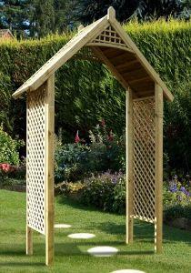 Grange Somercote Arch
