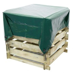 Composter Cover (Fits all sizes - optional on all composter sizes)