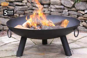 Gardeco Dakota Steel Firepit 80cm