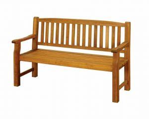 Royalcraft Hardwood Turnbury 3 Seater Garden Bench