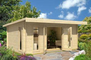 Barbados 2 Log Cabin