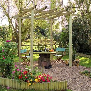 Grange Hemmingford Pergola Pack A