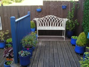 Kings Bench  (customer photo - thank you George - it looks great!)