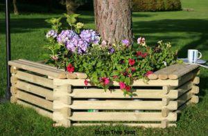 Large Tree Seat/Planter