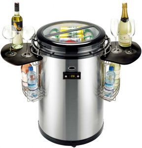 Stainless Steel Electric Party Drinks Cooler 50ltr