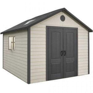 Lifetime Heavy Duty Plastic Shed 11x11