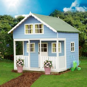 Shire Lodge Playhouse 8x9 (not supplied painted)