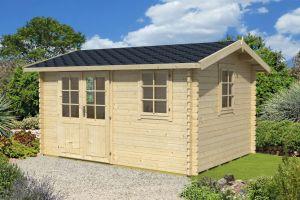 Devonshire 43 Log Cabin 44mm 3.8m x 2.8m