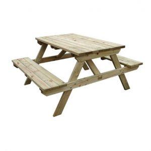 Rowlinson 4ft Picnic Bench