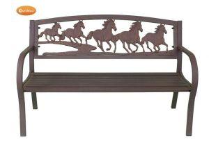 Gardeco Horses Bench