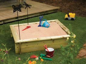 Rowlinson Sandpit/Planter