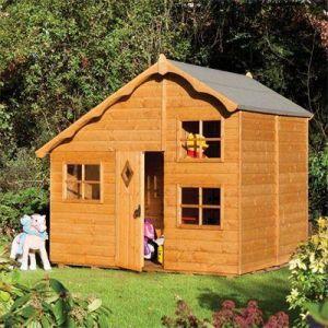 Rowlinson Playaway Swiss Cottage Playhouse