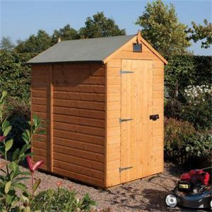 Rowlinson Security Shed 5x7