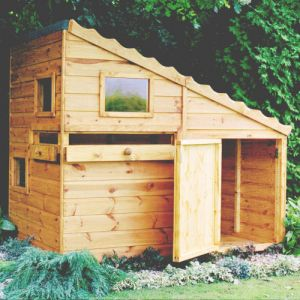 Shire Command Post Playhouse