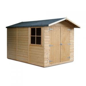 Shire Guernsey Apex Wooden Shed 10x7