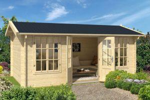 Pembrokeshire 53 Log Cabin 44mm 4.8m x 2.8m