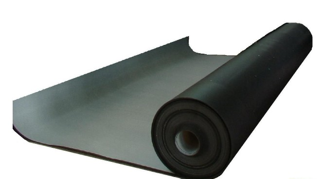 EPDM Rubber Roofing (Bike Shelter 2)
