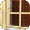 Premium Double Glazed Single Window