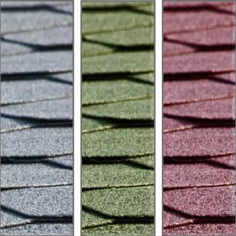 Pack of Felt Roof Tiles - Green