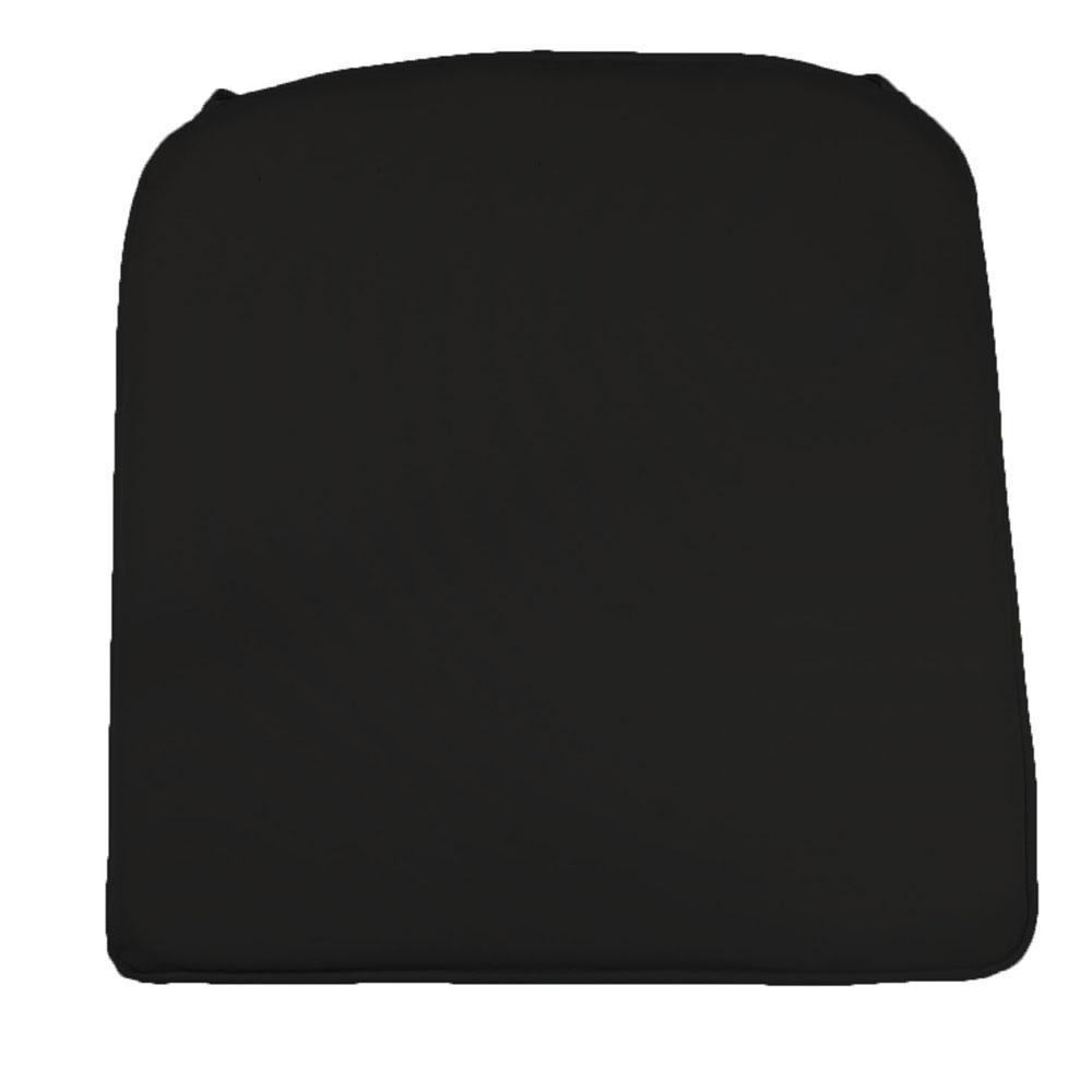 Reno Cushion Pad Black (Set of 6)