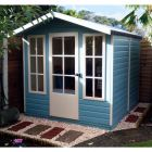 Shire Chatsworth Summerhouse 7x7 (not supplied painted)